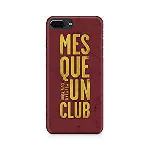 NXT GEN Barca Barca Premium Printed Mobile Back Case For Apple iPhone 7 Plus