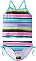 Kanu Surf Big Girls' Ellie Tankini Swimsuit