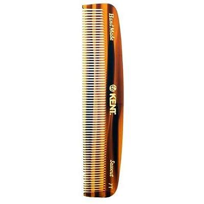 Kent Hand-Made 143mm All Fine Pocket Comb -7T