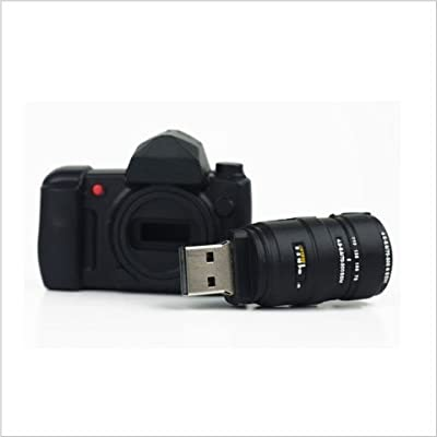 Smiledrive 16 GB 3.0 USB FANCY DESIGNER CAMERA SHAPED PENDRIVE