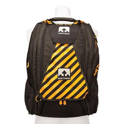 Nathan Nathan Mission Control Bag, Black