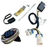 Hopkins 41135 Plug-In Simple Wiring Kit for Chevy S-10, S-15/GMC 1998-2003