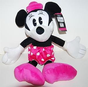 Disney Officially Licensed Walt Disney Minnie Mouse Is Pretty in Pink Plush Toy 23 Inches Stuffed Toy Pillowtime Pal at Sears.com
