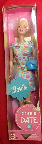 "BARBIE DOLL 12"" ""DINNER DATE"" - 1"