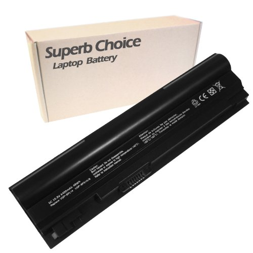 Superb Choice 6-Cell Laptop Battery For Sony Vaio Vgn-Tt50B Vaio Vgn-Tt51Jb Vaio Vgn-Tt53Fb Vaio Vgn-Tt70B Vaio Vgn-Tt71Jb Vaio Vgn-Tt90Ns Vaio Vgn-Tt90Ps Vaio Vgn-Tt90S Vaio Vgn-Tt90Us Vaio Vgn-Tt91Ds Vaio Vgn-Tt91Js Vaio Vgn-Tt91Ps Vaio Vgn-Tt91Ys Vaio