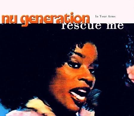 Rescue Me In Your Amrs von Nu Generation  bei Amazon kaufen