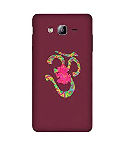 Om Ganesha Samsung Galaxy On7 Case