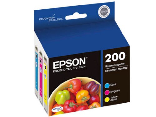 Epson 200 Color Ink Cartridges