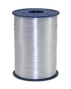 Präsent 10 mm 250 m AMERICA - Ringelband, silber