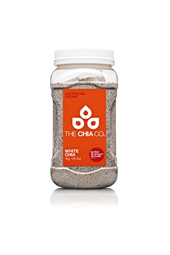 The Chia Company Seed Tub, White, 35.3 Ounce (The Chia Co compare prices)