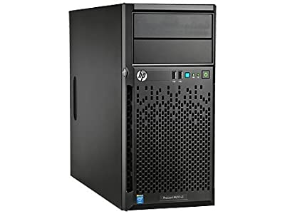 Newest 2015 HP Proliant ML10 Tower Desktop or Server Barebones DIY Computer PC with i3-4150 3.5GHz, 4GB (No HDD or OS) - best cheap Business and Professional Workstation on sale