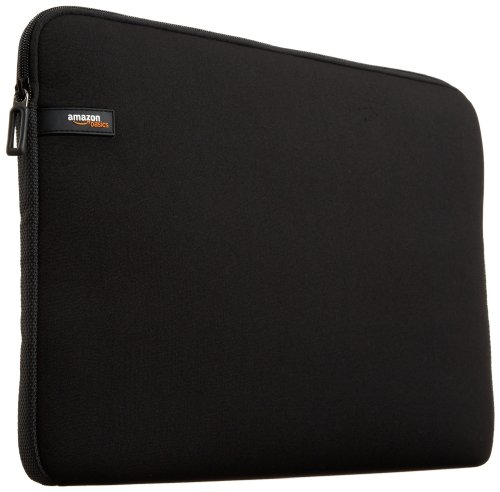 AmazonBasics 13.3-Inch Laptop Sleeve - Black