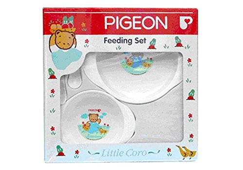 Eating Baby Training Cup Little Coro Pigeon
