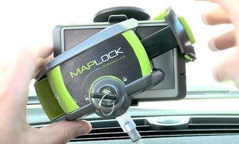MapLock GPS Anti-Theft Device