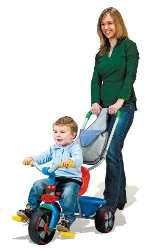 Imagen 5 de Smoby - Baby caminar azul / rojo / amarillo