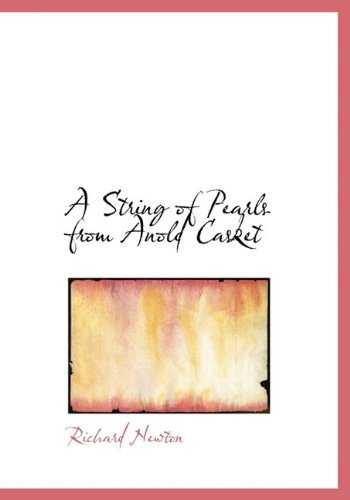 A String of Pearls from Anold Casket