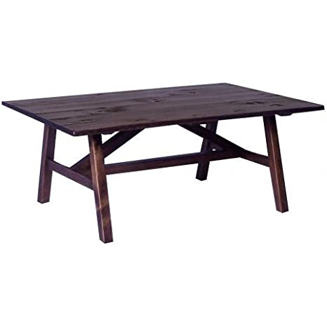Pine Creek Coffee Table (Weathered Finish)