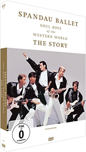 Spandau Ballet - Soul Boys of the Western World - The Story [Deutsche Fassung]