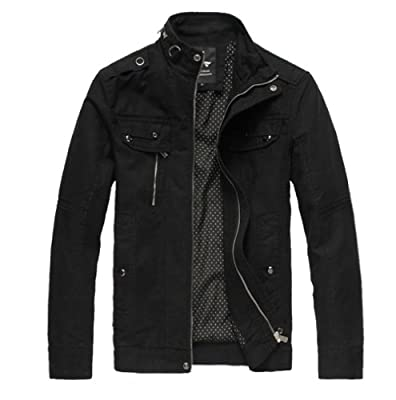 Wantdo Men's Casual Jacket & Outwear