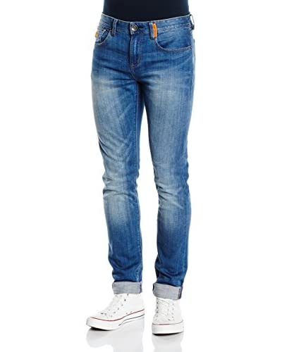 Superdry Jeans Standard [Blu Scuro Used]