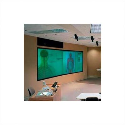 DiamondScreen Rear Projection Screen  System