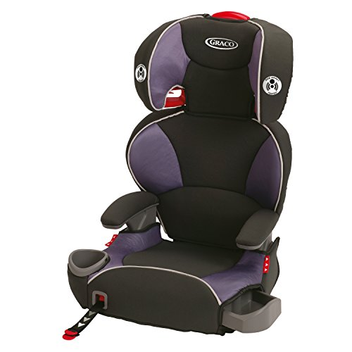 Graco Affix Youth Booster Seat with Latch System, Grapeade (Graco Booster Car Seats compare prices)