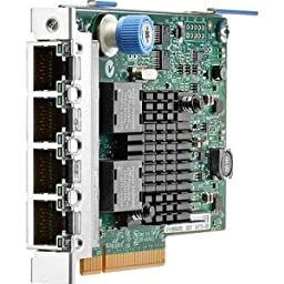 Hp, 366Flr Network Adapter Pci Express 2.1 X4 Gigabit Ethernet X 4 For Proliant Dl360p Gen8, Dl380p Gen8, Dl385p Gen8, Dl560 Gen8, Sl250s Gen8, Sl270s Gen8 \