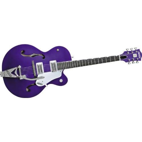 gretsch guitars g6120tv brian setzer hot rod w tv jones pickups guitar purple. Black Bedroom Furniture Sets. Home Design Ideas