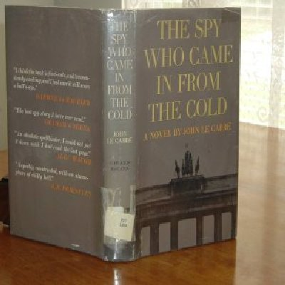 The Spy Who Came in From the Cold, John Le Carre