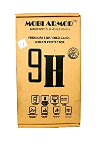 MOBI ARMOR® Premium Curved Tempered Glass Screen Protector for Apple iphone 6 (F&B)[ 2.5D Curved Edge,0.3 MM ] [ Easy Install ] [Anti Scratch ] [ HD ] [ Shock Resistance ] - Protect your screen from Scratches & Drops - Maximize your resale value - 100% clarity and touch Screen Accuracy