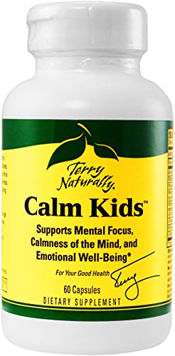 Terry Naturally Calm Kids, 60 Capsules
