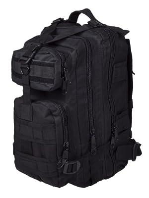Sport Outdoor Military Rucksacks Tactical Molle Backpack Camping Hiking Trekking Bag-ACU