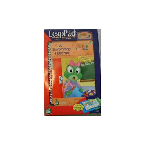 LeapPad PreK - 2nd Grade: A Surprising Teacher - Buy LeapPad PreK - 2nd Grade: A Surprising Teacher - Purchase LeapPad PreK - 2nd Grade: A Surprising Teacher (LeapPad, Toys & Games,Categories,Electronics for Kids,Learning & Education,Cartridges & Books)