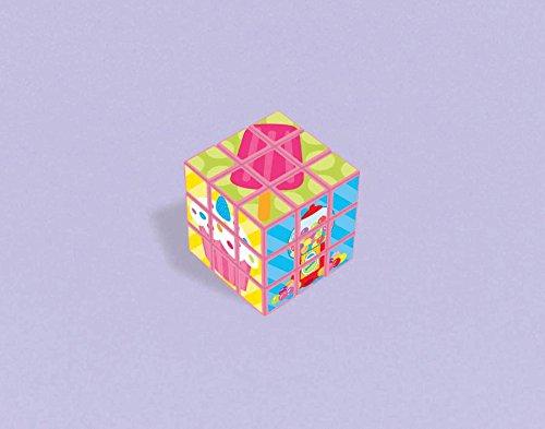 puzzle cube sweet treats - 1