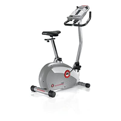 Schwinn 150 Upright Exercise Bike from Schwinn