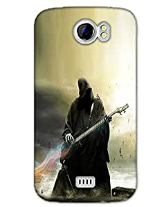 WEB9T9 Micromax A110 back cover Designer High Quality Premium Matte Finish 3D Case
