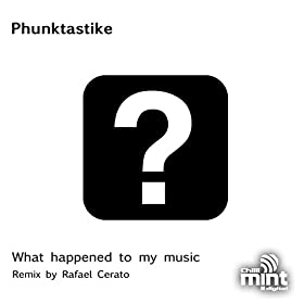 Amazon.com: What Happened to My Music: Phunktastike: MP3 Downloads