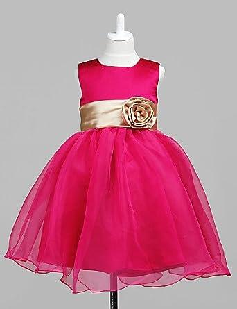 Fairydress robe cort ge fille longue robe fille d for Robes de fille de fleur pour le mariage d automne
