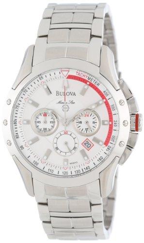 Cheapest Bulova Men's 96B013 Marine Star Chronograph Watch