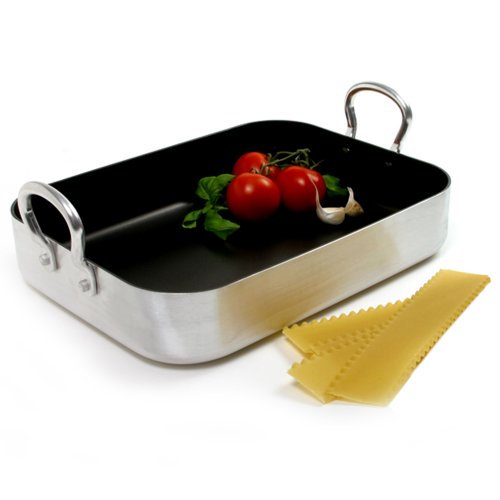 Norpro 16x12 Ultimate Lasagna Roast Pan