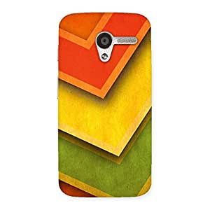 Special Multicolor Merge Back Case Cover for Moto X