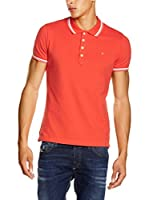 Diesel Polo T-Oin (Naranja Oscuro)