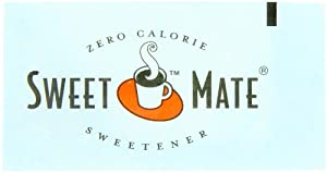 Sweet-Mate Zero Calorie Sweetener, (Pack of 2000)