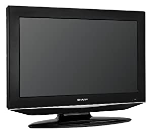 Sharp LC32DV27UT 32-Inch LCD TV with Built-in DVD Player