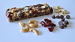 Lenka Bar, Nuts & Berries, Organic Granola, 2.25 Oz (Pack of 12)