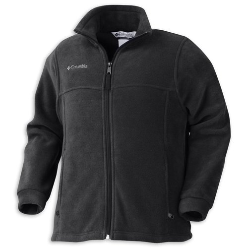Columbia Steens Mountain Sweater, Black, 18 Months