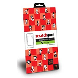 Scratchgard HD Ultra Clear Screen Protector For Lenovo A680