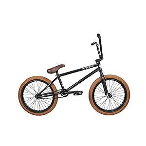2016 Cult Control Complete Pro BMX Bike (Black)