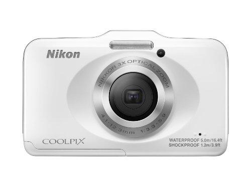 Nikon デジタルカメラ COOLPIX S31 防水5m