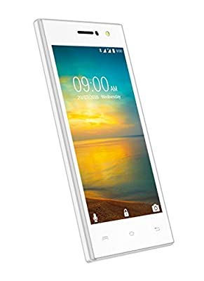 Lava A76 4G (White, 8 GB)